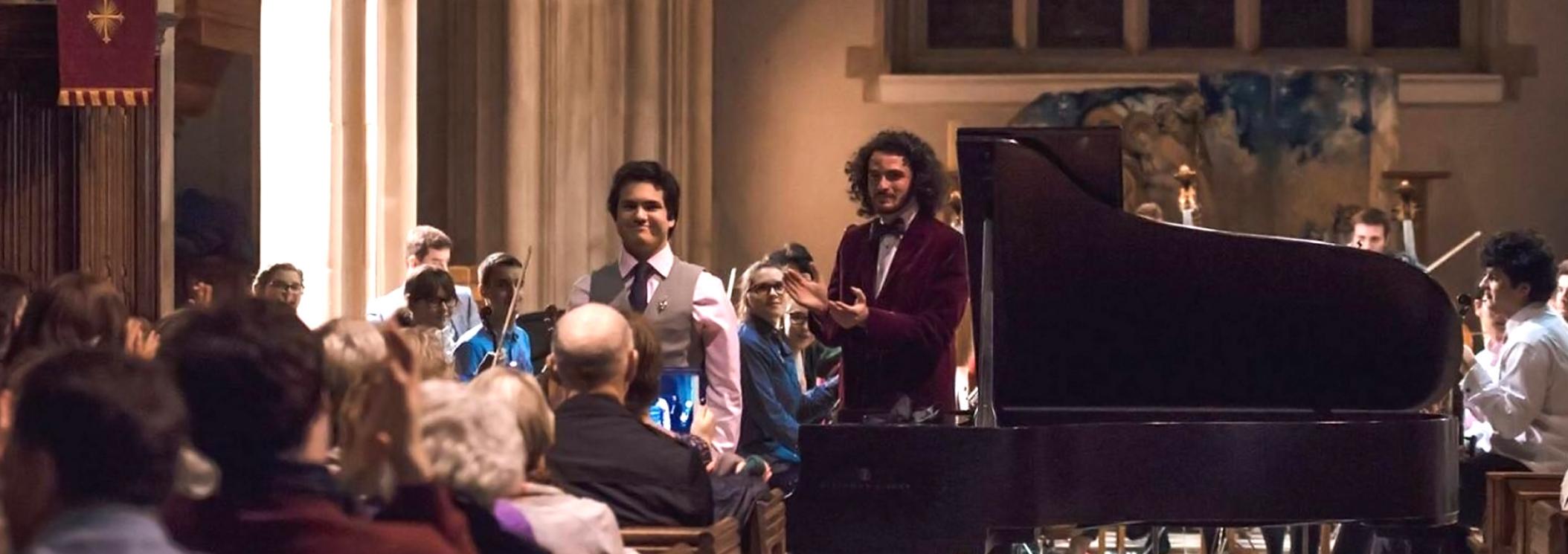 Andrew Garrido Concert