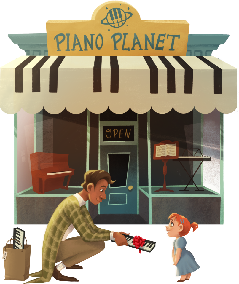 piano planet is committed to fostering an inclusive community