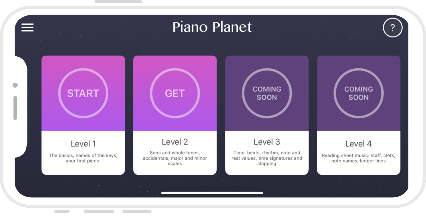 piano planet current progress